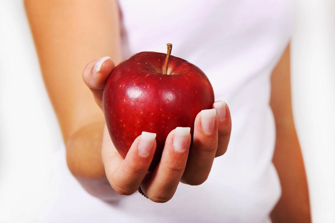 Comer sano en la transferencia